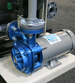 DAF Aeration Upgrade by Rogue Pump